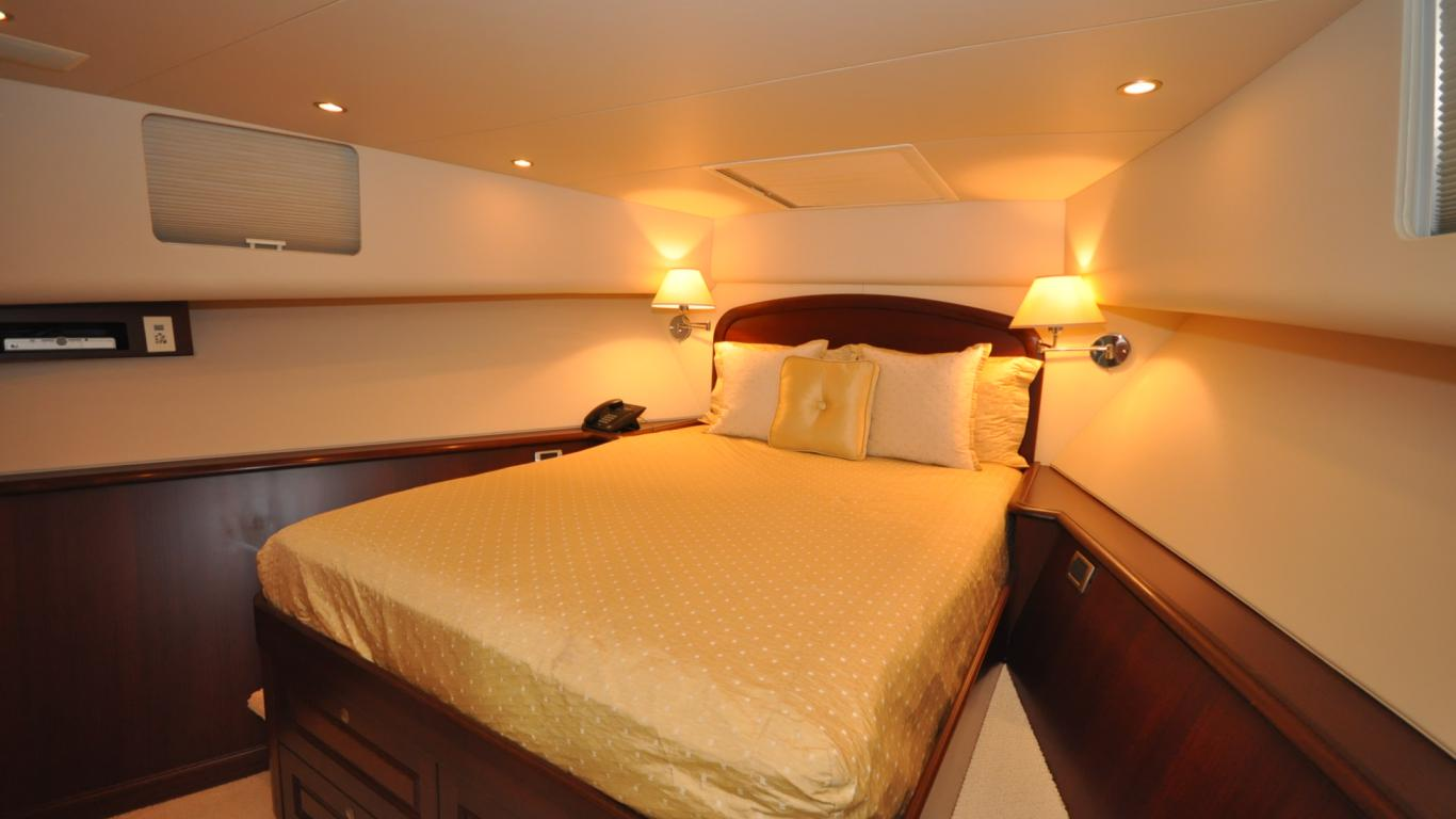 VIP Guest Stateroom, Fwd